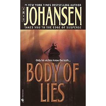 Body of Lies (Bantam domestic mass market ed) by Iris Johansen - 9780