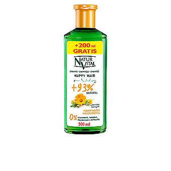 Moisturizing Shampoo Happy Hair Naturaleza y Vida (500 ml)