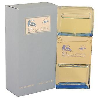 Blue eyes eau de toilette spray by rampage 465115 90 ml