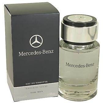 Mercedes benz eau de toilette spray by mercedes benz 534306 75 ml