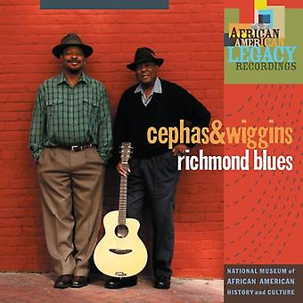 Cephas & Wiggins - Richmond Blues [CD] USA import