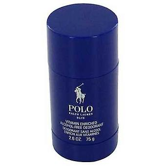 Polo Blue By Ralph Lauren Deodorant Stick 2.6 Oz (men) V728-402816