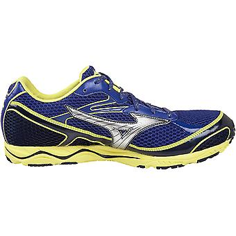 ميزونو مينس موشا 2 النسيج الدانتيل المنخفضة أعلى حتى تشغيل حذاء رياضي