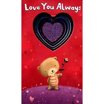 Love You Always by Priddy & Roger