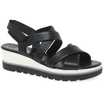 Gabor Yvanna naisten kiila kantapää sandaalit