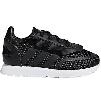 adidas Originals Děti N-5923 Elastický skluz na kojence Školitelé Boty - Černá
