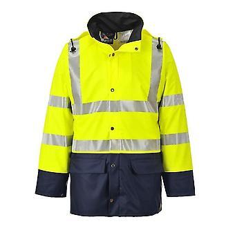 Portwest sealtex ultra hi vis two tone jacket s496