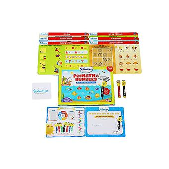 Skillmatics PreMath and Numbers Activity Pack Ages 3-6 Ans