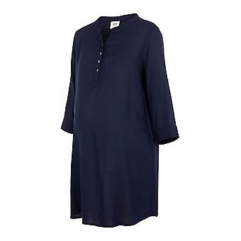 Mamalicious maternity tunic shirt pregnancy wear casual dress baby belly