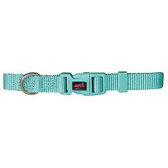 Nayeco Basic dog collar Aquamarine Size XL