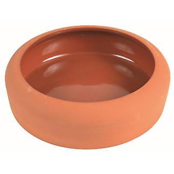 Trixie Rounded Edge Ceramic Bowl