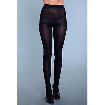 Perfect Nylon Panty - Zwart
