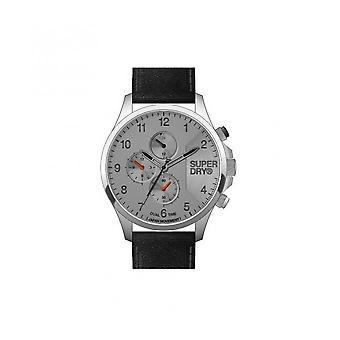 SUPERDRY - Wristwatch - Unisex - SYG282EB - HOXTON MULTI