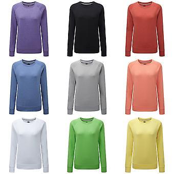 Russell Womens/Ladies HD Raglan Sweatshirt