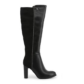Laura Biagiotti Original Women Fall/Winter Boot - Black Color 36257
