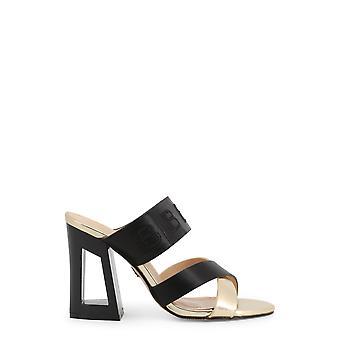 Laura Biagiotti Original Women Spring/Summer Sandals Black Color - 70231