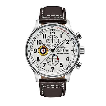AVI-8 AV-4011-01 Hawker Hurricane Chronograph Wristwatch