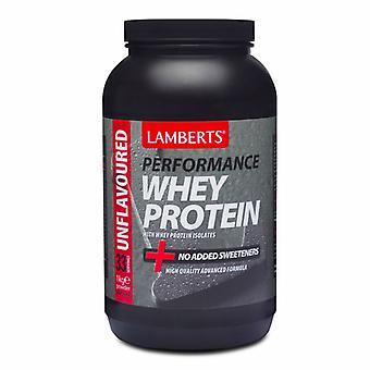 لامبرتس الأداء مصل اللبن البروتين 1000g