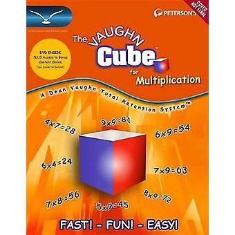 The Vaughn Cube(tm) for Multiplication by Peterson's - 9780768941777