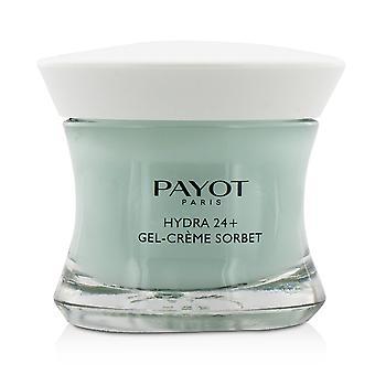 Hydra 24+ gel creme sorbet sorbet plumpling fugtgivende pleje for dehydreret, normal til kombineret hud 202661 50ml/1.6oz