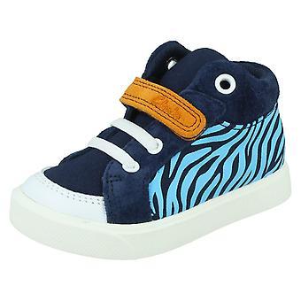 Crianças Clarks Casual Ankle Boots City Pop