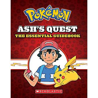 Ash's Quest - The Essential Handbook (Pokemon) by Simcha Whitehill - 9