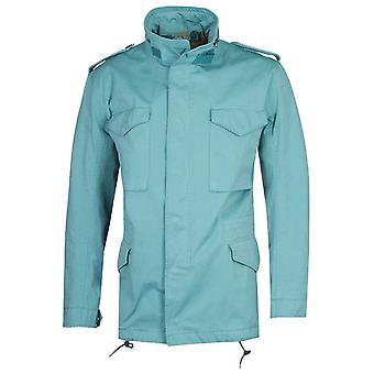 Ten C Aqua Blue Field Jacket