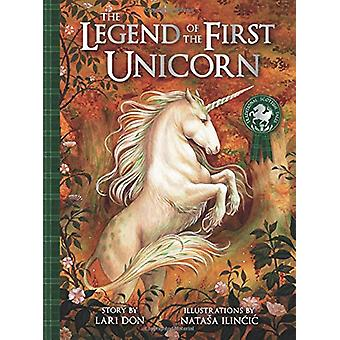 The Legend of the First Unicorn by Lari Don - 9781782506270 Book