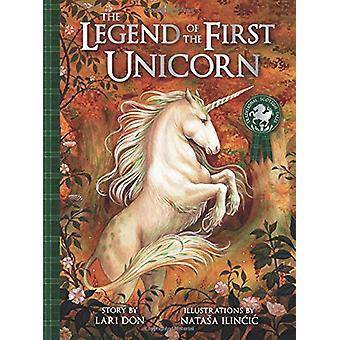 Lari Donin ensimmäisen yksisarvisen legenda - 9781782506270 Kirja