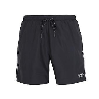 Shorts de natação preto chefe-do-mar