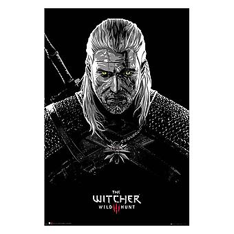 The Witcher 3, Maxi Poster - Toxicity Poisoning
