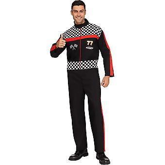 Race Car Driver Adult Costume