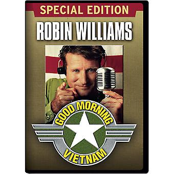 Good Morning Vietnam [DVD] USA import