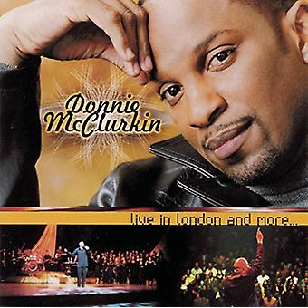 Donnie McClurkin - Live in London & More [CD] USA import