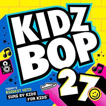 Kidz Bop Kids - Kidz Bop 27 [CD] USA import