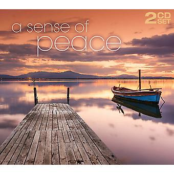 Various Artist - A Sense of Peace [CD] USA import