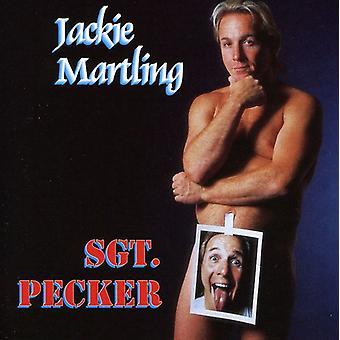 Jackie Martling - Sgt. Pecker [CD] USA import