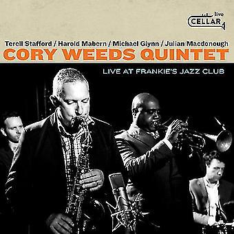 Live At Frankie's Jazz Club [CD] USA import