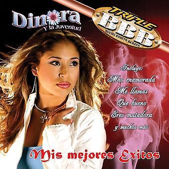 Dinora Y Las Juventud - Mis Mejores Exitos [CD] USA import