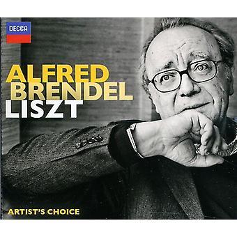 Alfred Brendel - Alfred Brendel Artist's Choice: Liszt [CD] USA import