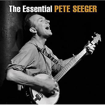 Pete Seeger - viktig Pete Seeger [DVD] USA import