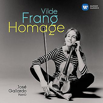 Vilde Frang - Encores [CD] USA import