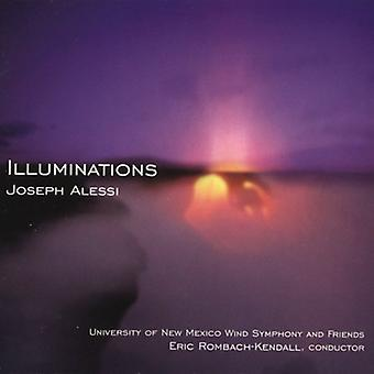 Joseph Alessi - Joseph Alessi: Illuminations [CD] USA import