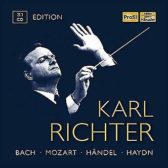 Diverse - Karl Richter Edition [CD] USA import