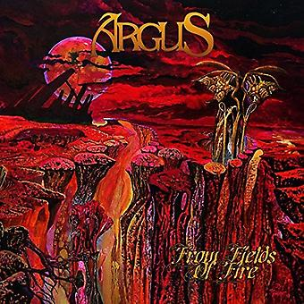 Argus - From Fields of Fire [CD] USA import