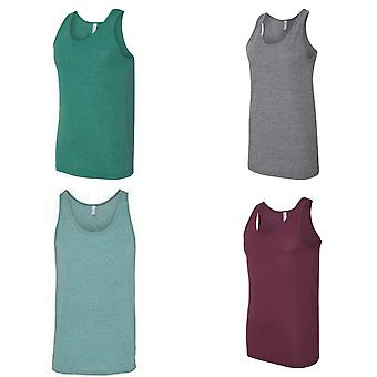 American Apparel Mens Triblend Tank-Top