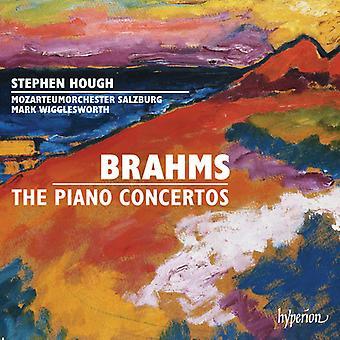 J. Brahms - Brahms: Piano Concertos [CD] USA import