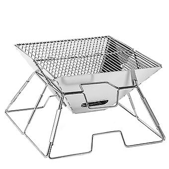 Collapsible Charcoal Grill with Bag