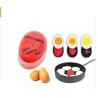 Egg Perfect Color Changing Timer -soft ,hard Boiled Eggs Cooking Helper Kitchen
