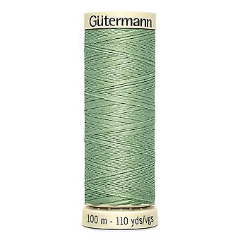 Gutermann Sew-all 100% Polyester Thread 100m Hand and Machine Colour Code  - 914